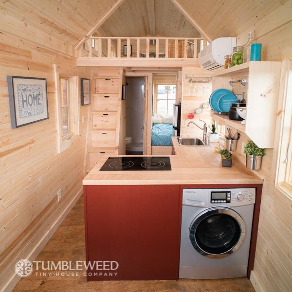 Top laundry units for tiny homes tumbleweed houses - Best washer and dryer for small spaces property ...