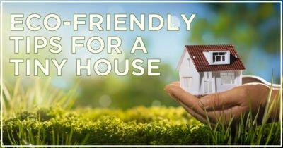 An Eco Friendly Lifestyle