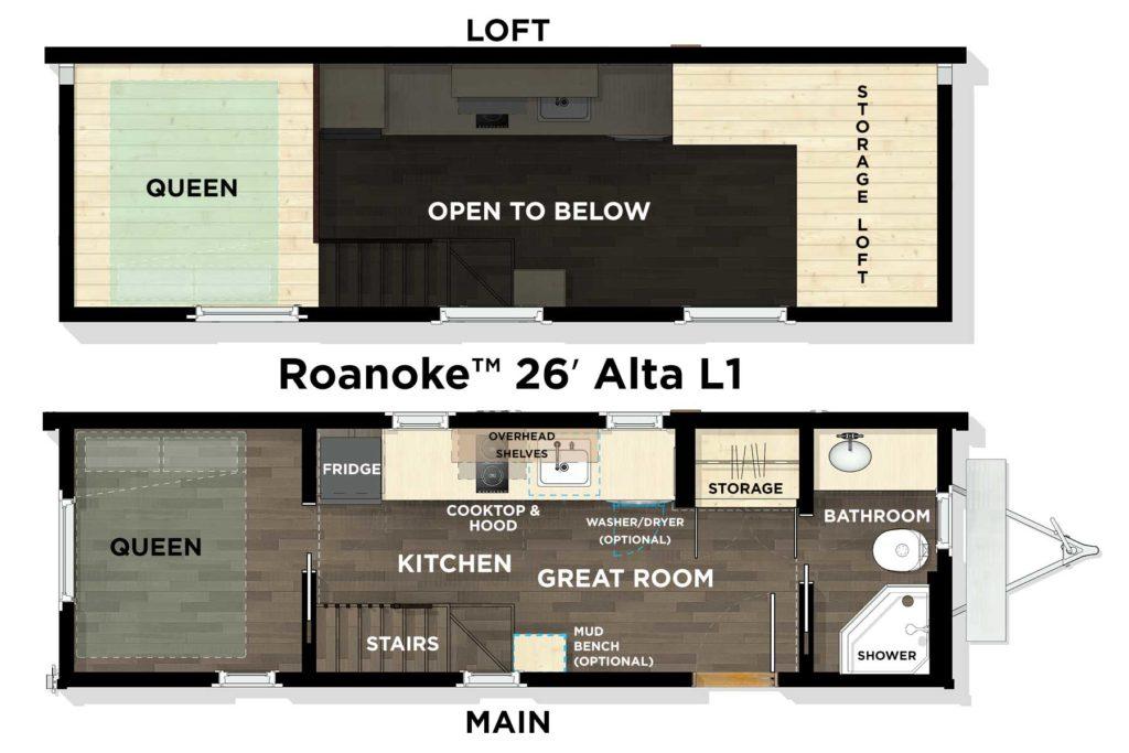 Roanoke™ 26' Alta L1
