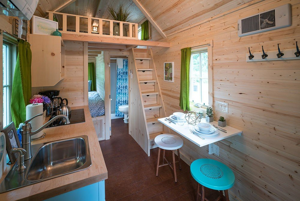 Tumbleweed Tiny House Cypress - Zoe